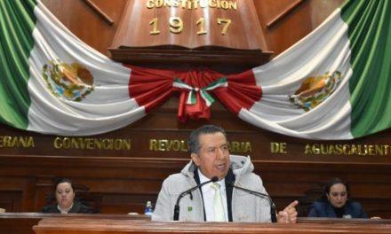 ¡Pide diputado al Poder Legislativo más estudio para la elaboración de dictámenes: SALR!