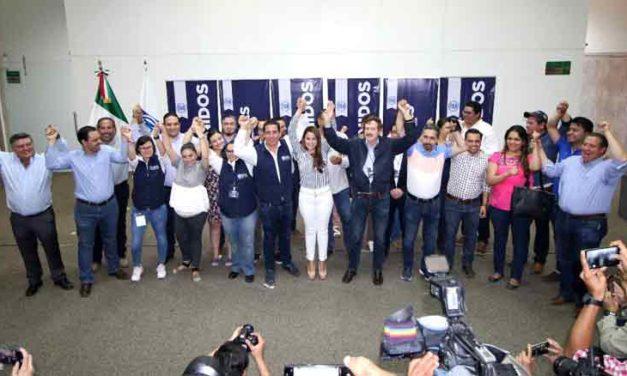 ¡Tere Jiménez, la candidata del PAN por la Alcaldía Capitalina!