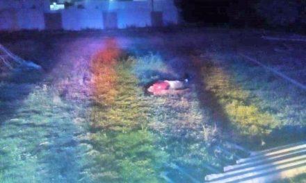 ¡Adolescente murió electrocutado por querer recuperar un balón de futbol en Aguascalientes!