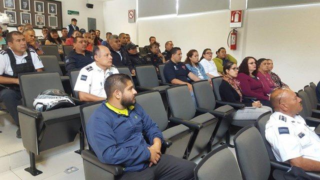 ¡IESPA suma acciones para combatir la obesidad, hipertensión y síndrome cardiometabólico entre el personal de seguridad!