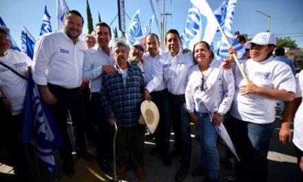 ¡Acción Nacional realizará campañas tocando puertas: Marko Cortés!