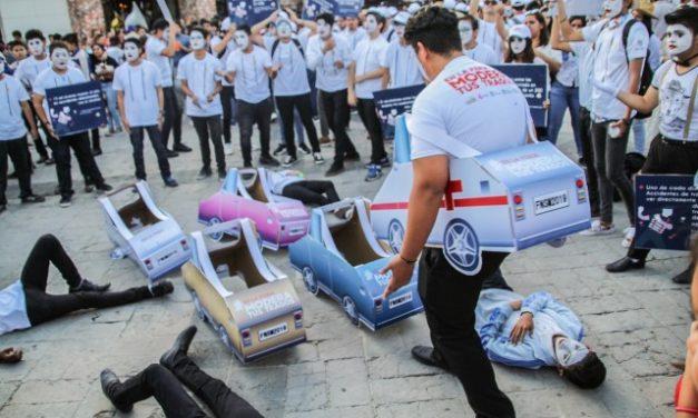 ¡Arranca Gobierno del Estado, en el marco de la FNSM, campaña para evitar el abuso del alcohol en jóvenes y visitantes!