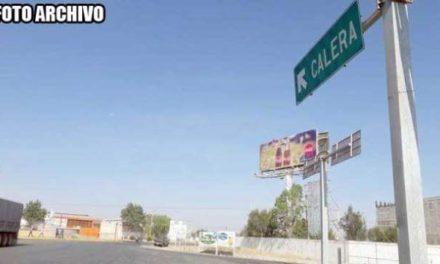 ¡Hallaron a un hombre ejecutado en Calera en un vehículo robado!
