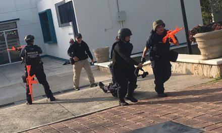 ¡Policía Municipal capacitada para brindar primeros auxilios!