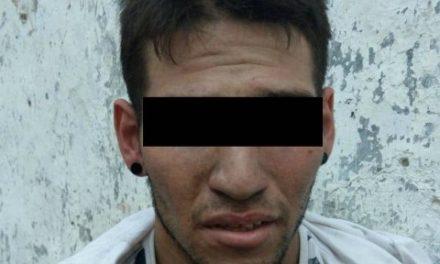 """¡Capturaron a """"El Brandon"""", operador del grupo delictivo """"Los Pulgas"""" en Lagos de Moreno!"""