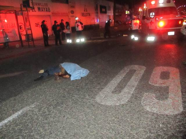 "¡Ciclista murió embestido por un auto ""fantasma"" en Aguascalientes!"