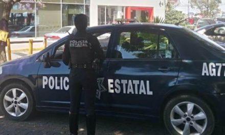 ¡Desmantelan elementos de la SSPE banda foránea dedicada al robo de autopartes en Aguascalientes!