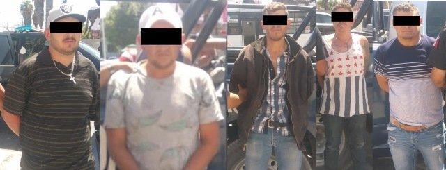 ¡Detuvieron a narco-ex policía municipal de Nochistlán, Zacatecas, en Aguascalientes!