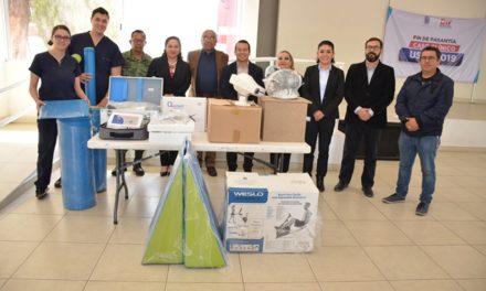 ¡Equipa DIF Municipal Unidad de Salud Integral e Investigación (USII)!