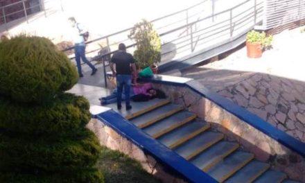 ¡Ejecutaron a una estudiante en la Unidad Académica de Derecho de la UAZ!