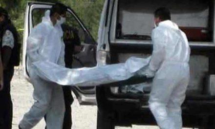 ¡Ejecutaron a 2 hombres y tiraron sus cuerpos en la nueva presa de Guadalupe!