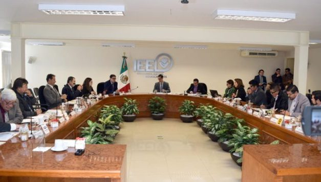 ¡En este momento MORENA no tiene candidatos en Aguascalientes: IEE!