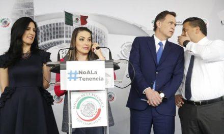 ¡Lamentable que Gobierno Federal busque revivir el impuesto de tenencia vehicular: Martha Márquez!