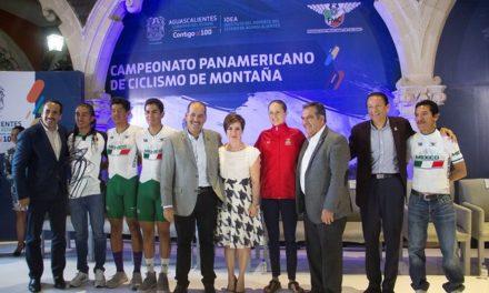 ¡Aguascalientes recibe a la élite del continente americano en el Campeonato Panamericano de Ciclismo de Montaña!