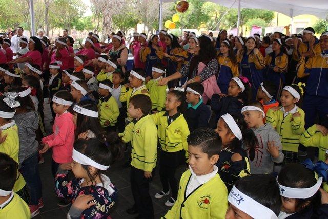 ¡Con una gran participación se celebró en Rincón de Romos el segundo ISSEATÓN!