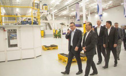 ¡Inaugura Cooper Standard su segunda planta en Aguascalientes!