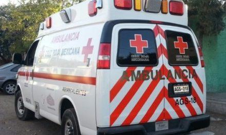 ¡Grave adolescente quemado en un taller mecánico en Aguascalientes!