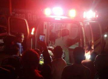¡Intentaron ejecutar a un pensionado del Ferrocarril en Aguascalientes y está grave!