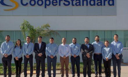 ¡Anuncia el gobernador nueva inversión de Cooper Standard por 15 millones de dólares!