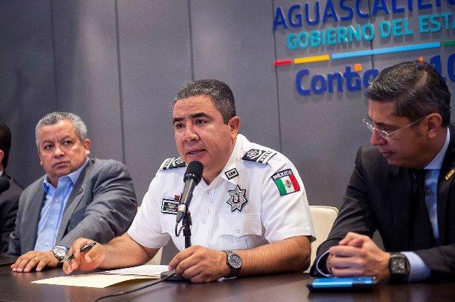 ¡Presentan plan de seguridad para la Feria Nacional de San Marcos 2019 coordinado por la SSPE!
