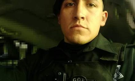 ¡Policía Municipal del Grupo Canino K-9 murió de un balazo de un compañero en Aguascalientes!
