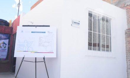 ¡Municipio promueve la mejora de miles de viviendas en la capital!