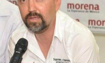 ¡Reta Arturo Ávila a debate a candidata del PAN!