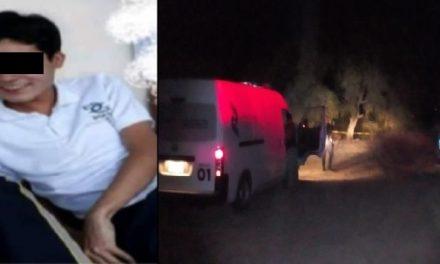 ¡Estudiante desaparecido fue encontrado colgado de un árbol en Aguascalientes!