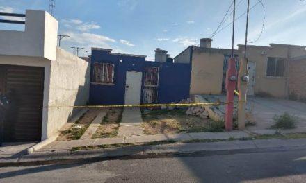 ¡Joven adicto se colgó en el patio de su casa en VNSA en Aguascalientes!