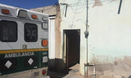 ¡Joven escapó por la puerta falsa en Rincón de Romos, Aguascalientes!