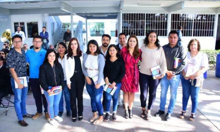 ¡Tere Jiménez pone en marcha programas educativos sin precedentes!
