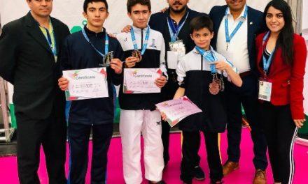 ¡Aguascalientes luce en Campeonato Nacional e Internacional México Open 2019!