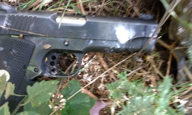 ¡Detuvieron a 4 delincuentes en Guadalupe con armas de fuego, vehículos robados y equipo táctico!