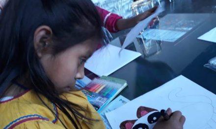 ¡Pequeños artistas de UEA's exponen su talento en CDMX!