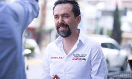 ¡Convoca Arturo Ávila a firmar pacto de civilidad!