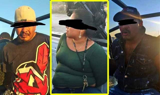 ¡Detuvieron a 3 asaltantes tras el robo de un camión de volteo en Lagos de Moreno!