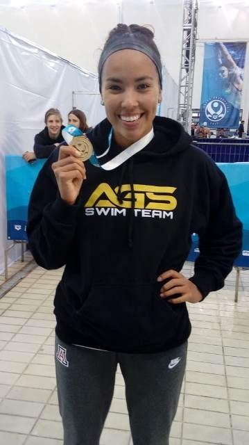 ¡Ayumi Macías clasifica para los Juegos Panamericanos de Lima, Perú, 2019!