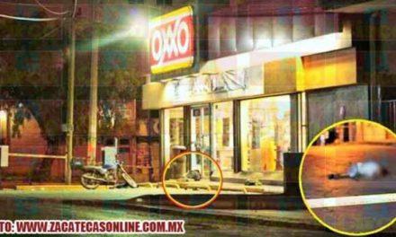 ¡Ejecutaron a 2 hombres e hirieron a una mujer en Zacatecas!