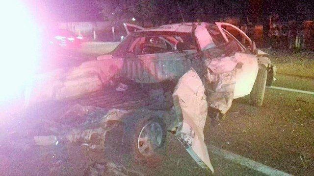¡Ancianito murió tras choque entre 2 camionetas en Lagos de Moreno!