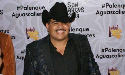 Se prepara Chuy Lizárraga para grabar un disco con mariachi con Espinoza Paz
