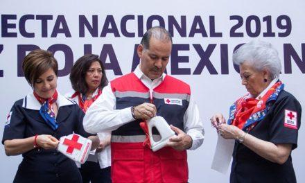 ¡En marcha la colecta anual 2019 la Cruz Roja te Llama!