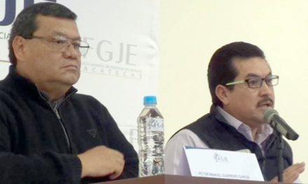 ¡Autoridades de la Fiscalía de Zacatecas justifican el asesinato de Marcos!