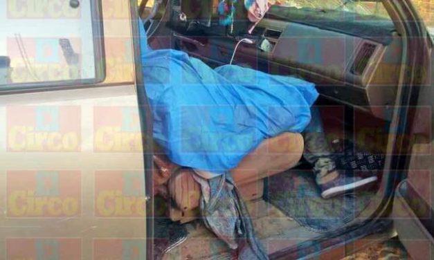 ¡Joven murió tras caer de una camioneta en movimiento en Lagos de Moreno!