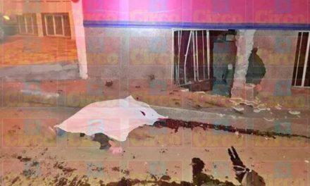 ¡Accidente en Ojuelos dejó 1 muerto y 1 lesionado!