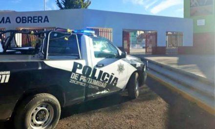 ¡Intentaron ejecutar a un elemento de la PEP en Zacatecas y resultó herido!