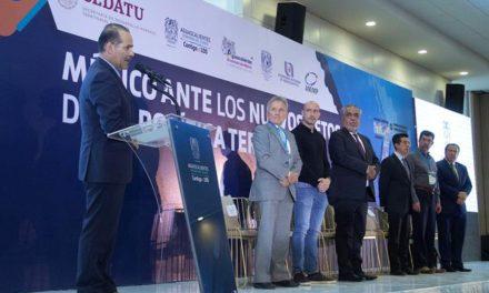 ¡En Aguascalientes se construyen ciudades incluyentes: MOS!