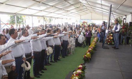¡Preside gobernador MOS asamblea general ordinaria de la Unión Ganadera Regional de Aguascalientes!