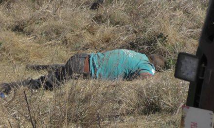 """¡""""Cacho"""" murió tras la volcadura de su automóvil en Fresnillo!"""