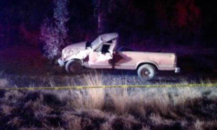 ¡Volcadura de camioneta cobró su tercera víctima mortal en Aguascalientes!