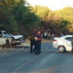 ¡Fatal accidente de zacatecanos en Aguascalientes: 2 muertos y 6 lesionados!